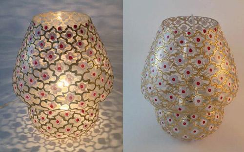 KGV315 - Lampada Mosaico Piccola