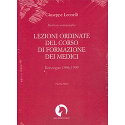 Lezioni Ordinate del Corso di Formazione dei Medici