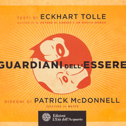 Guardiani dell'Esseredisegni di Patrick McDonnell