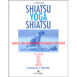 Shiatsu-Yoga-Shiatsu zone cerniera tsubo nadi asana chakra meridiani