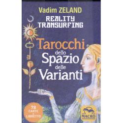 Reality Transurfing - Tarocchi dello Spazio delle Varianti - Cofanetto 78 Carte + Libro per interpretarle