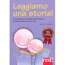 Leggiamo una Storia!Coinvolgere i bambini nella lettura fin dai primi mesi di vita