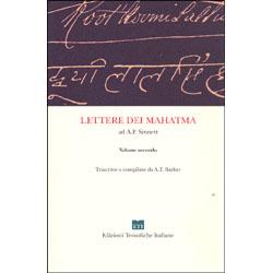 Lettere dei Mahatma Volume II