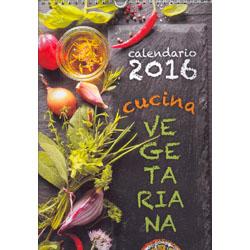 Calendario 2016  - Cucina Vegetariana