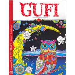 I Quaderni dell'Art Therapy - Gufi60 disegni da colorare