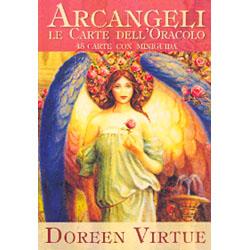 Arcangeli - Le Carte dell'Oracolo45 carte con miniguida