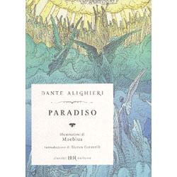 ParadisoIllustrazioni di Moebius e introduzione di Bianca Garavelli