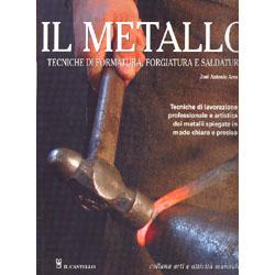 Il MetalloTecniche di formatura, forgiatura e saldatura