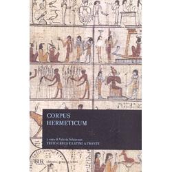Corpus HermeticumTesto greco e latino a fronte