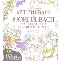 Art Therapy e Fiori di BachScopri e colora il fiore che è in te
