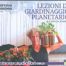 Lezioni di Giardinaggio PlanetarioAudiolibro MP3