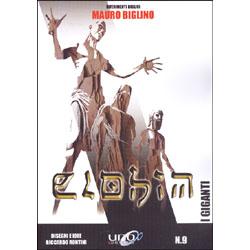 I Giganti. Elohim Vol. 9Disegni e idee di Riccardo Rontini