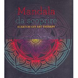Mandala da ScoprireScratch-off art therapy