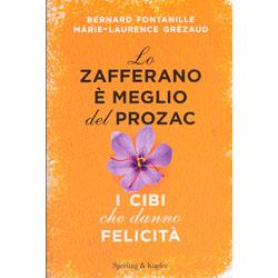 Lo Zafferano è Meglio del ProzacI cibi che danno felicità