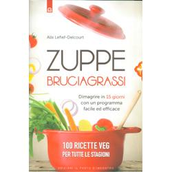 Zuppe BruciagrassiDimagrire in 15 giorni con un programma facile ed efficace - 100 ricette vegetariane per tutte le stagioni