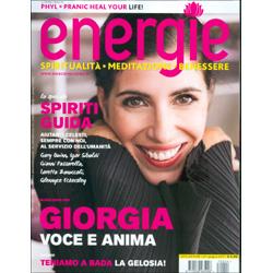 ENERGIE n.. 24Spiritualità- Meditazione - Benessere
