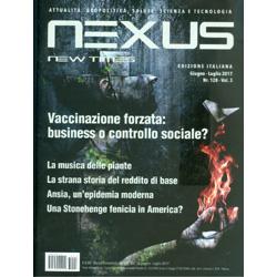Nexus New Times n. 128 - Giugno/Luglio  2017Rivista Bimestrale