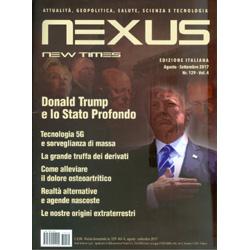 Nexus New Times n. 129 - Agosto/Settembre  2017Rivista Bimestrale