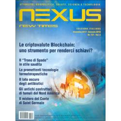 Nexus New Times n. 131 - Dicembre 2017/Gennaio  2018Rivista Bimestrale