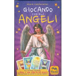 Giocando con gli Angeli Libro più carte