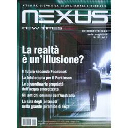 Nexus New Times n. 133 - Aprile - Maggio  2018Rivista Bimestrale