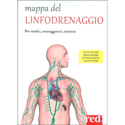 Mappa del LinfodrenaggioPer medici, massaggiatori, estetisti