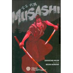 Musashi - illustrato da Michiru Moikawa