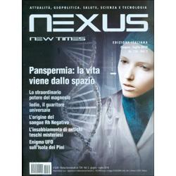 Nexus New Times n. 134 - Giugno - luglio  2018Rivista Bimestrale