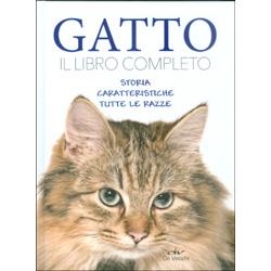 Gatto - Il Libro CompletoStoria caratteristiche tutte le razze