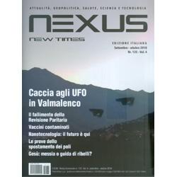 Nexus New Times n. 135 - Settembre - Ottobre  2018Rivista Bimestrale