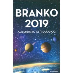 Branko 2019Calendario astrologico. Guida giornaliera segno per segno