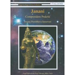 Janani - Comprendere PrakritiYoga Ecologia - Volume 1