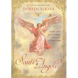 Santi e AngeliGuida celeste per il Conforto, il Supporto e l'Ispirazione
