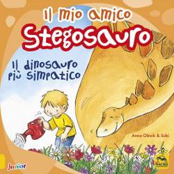 Il Mio Amico StegosauroIl dinosauro simpatico