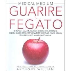 Guarire il FegatoLe risposte a eczemi, psoriasi, diabete, acne, gonfiore, calcoli biliari, stress e affaticamento surrenale, fegato grasso, problemi di peso, malattie autoimmuni