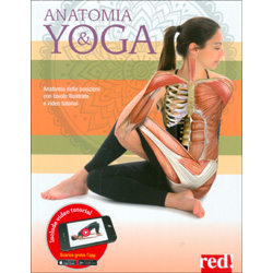 Anatomia e YogaAnatomia delle posizioni con tavole illustrate e video tutorial