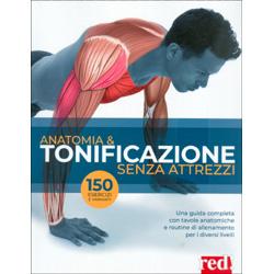 Anatomia e Tonificazione Senza AttrezziUna guida completa con tavole anatomiche e routine di allenamento per i diversi livelli