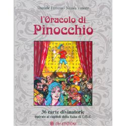 L'Oracolo di Pinocchio36 carte divinatorie ispirate ai capitoli della fiaba di Collodi