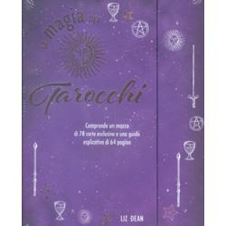 La Magia dei TarocchiComprende 1 mazzo di 78 carte esclusive e una guida esplicativa di 64 pagine