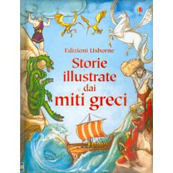 Storie Illustrate dai Miti GreciDai 6 anni in su