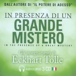 In Presenza di un Grande MisteroAudiocorso con 3 CD in italiann