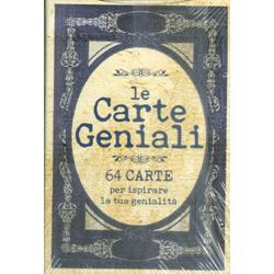 Le Carte Geniali64 carte per ispirare la tua genialità