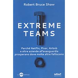 Extreme TeamsPerché Netflix, Pixar, Airbnb, e altre aziende all'avanguardia prosperano dove molte altre falliscono