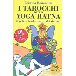 I Tarocchi dello Yoga RatnaIl potere trasformativo dei simboli. 28 carte + guida