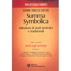 Summa Symbolica vol. 2Istituzioni di studi simbolici e tradizionali.