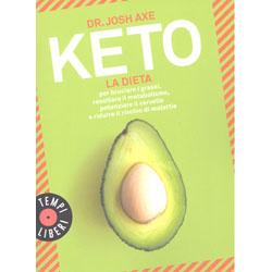 Keto - La Dieta per Bruciare i Grassi Resettare il MetabolismoPotenziare il cervello e ridurre il rischio di malattie