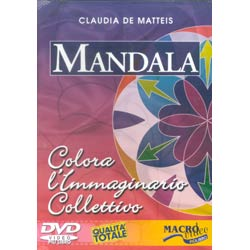 Mandalacolora l'immaginario collettivo DVD