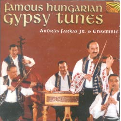 FAMOUS HUNGARIAN GYPSY TUNES