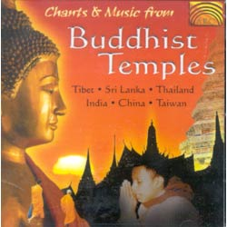 CHANTS & MUSIC FROM BUDDHIST TEMPLES