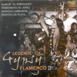 LEGEND OF GYPSY VOL. 2